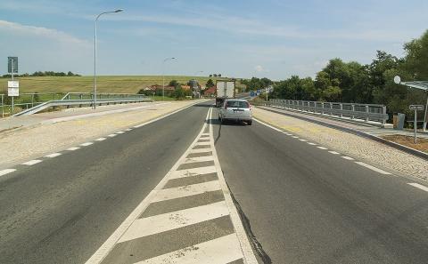Most ev.č. 430-006 přes Říčku